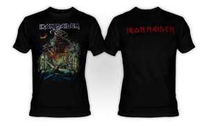 Iron Maiden - Legacy Of The Beast C T-Shirt