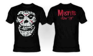 Misfits - Friday 13th Jason T-Shirt