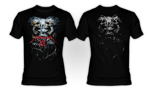 Metallica - Skulls Crush T-Shirt