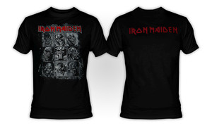 Iron Maiden - Eddie T-Shirt