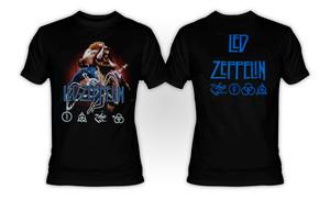 Led Zeppelin - Live T-Shirt