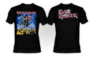 Iron Maiden - Maiden England T-Shirt