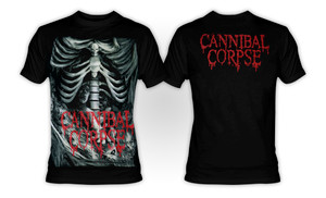 Cannibal Corpse - Ribcage T-Shirt