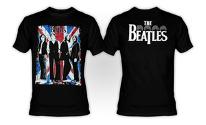 The Beatles - England T-Shirt