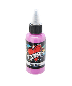 Mom's Ink Tattoo Ink Bottle .5oz - Pink Blush