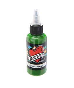 Mom's Ink Tattoo Ink Bottle .5oz - Green Hornet