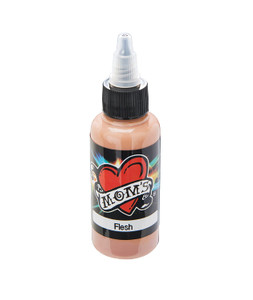 Mom's Ink Tattoo Ink Bottle .5oz - Flesh