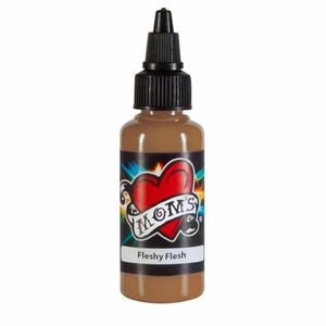 Mom's Ink Tattoo Ink Bottle .5oz - Fleshy Flesh