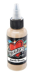 Mom's Ink Tattoo Ink Bottle .5oz - Sandy Beach