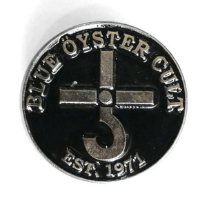 Blue Oyster Club - Metal Badge