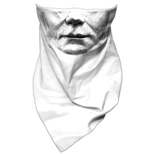 Michael Myers Mouth Guard Bandana