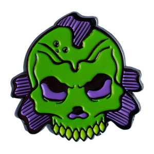 Monster A Gogo Kreature Pin