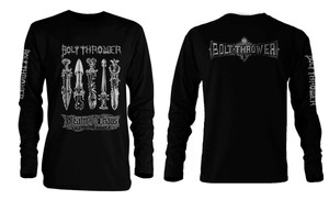Bolt Thrower - Slaves Long Sleeve T-shirt