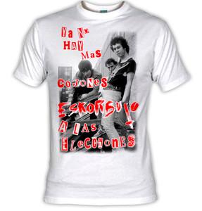 Eskorbuto - Ya No Quedan Mas Cojones T-Shirt