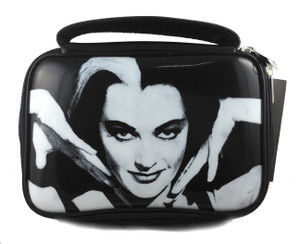 Lily Munster Makeup Bag