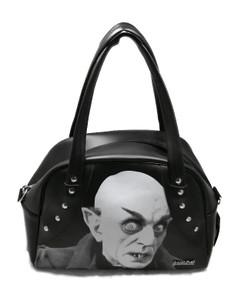 Nosferatu Black Handbag