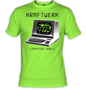 Kraftwerk - Computer World T-Shirt