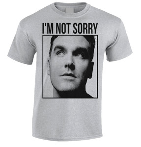 Morrissey - I'm Not Sorry T-Shirt