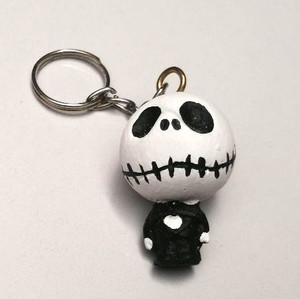 Nightmare Before Christmas - Jack Skellington Keychain