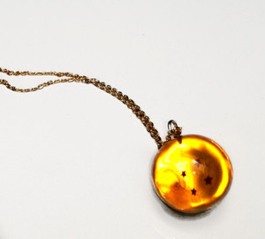 Dragon Ball Sphere Necklace