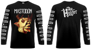Mastodon - Hunter Long Sleeve T-shirt