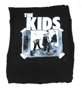The Kids Bloody Belgium - Test Backpatch
