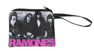 The Ramones - Members Coin purse