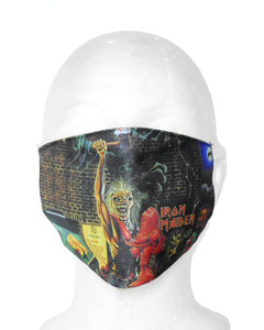 Iron Maiden Face Mask