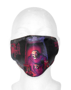 Death - Scream Bloody Gore Face Mask