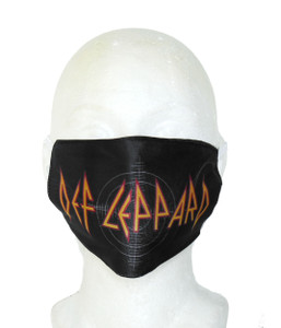 Def Leppard Face Mask