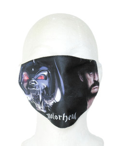 Motorhead - Lemmy Face Mask