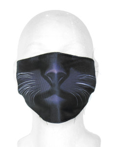 Cat Whiskers - Face Mask