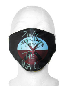 Pink Floyd The Wall - Face Mask
