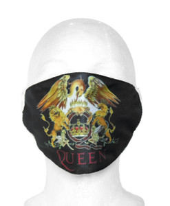 Queen Face Mask