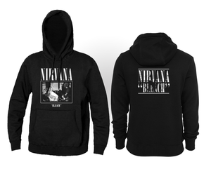 Nirvana Bleach Hooded Sweatshirt