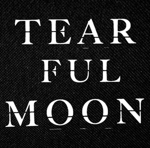"Tearful Moon 4x4"" Printed Patch"