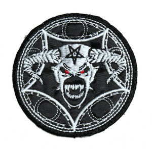 """Iron Maiden - Legacy of the Beast 3"""" Embroidered Patch"""