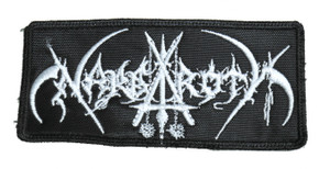 "Nargaroth 5x2"" Embroidered Patch"