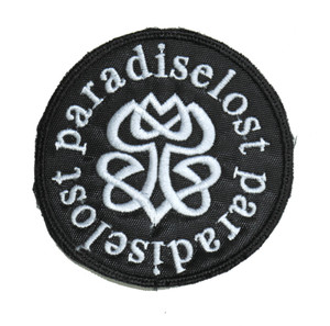 "Paradise Lost 3x3"" Embroidered Patch"