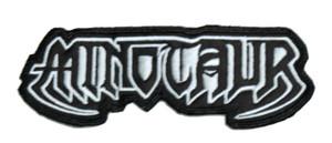 "Minotaur 5x2"" Embroidered Patch"