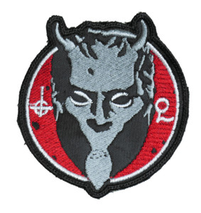 """Ghost - Nameless Ghoul 3x3"""" Embroidered Patch"""