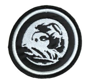 """Funker Vogt - Pilot 3"""" Embroidered Patch"""