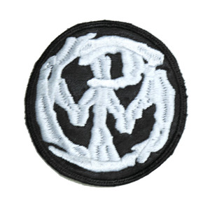 """Pennywise Logo 3"""" Embroidered Patch"""