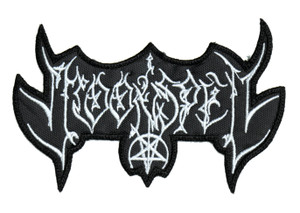 """Moonspell 5x2.5"""" Embroidered Patch"""