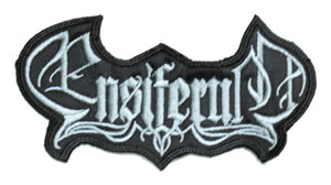 """Ensiferum 5x3"""" Embroidered Patch"""