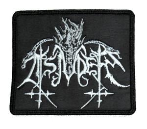 "Tsjuder 4x3"" Embroidered Patch"