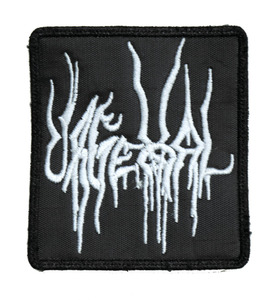 "Urgehal 3x4"" Embroidered Patch"