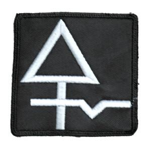 "Ghost - Zulphur Logo 3x3"" Embroidered Patch"