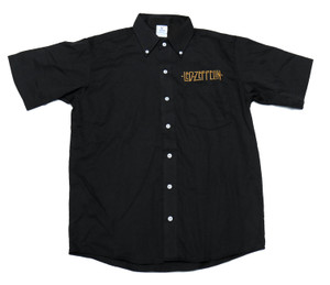 Led Zeppelin - Blimp Workshirt Misprint **LAST IN STOCK**