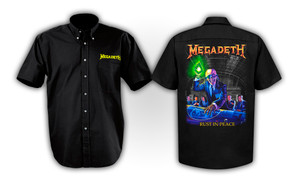 Megadeth - Rust In Peace Workshirt